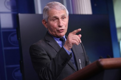 Dr. Anthony Fauci Misled Trump Administration to Kickstart Gain-of-Function Research in Wuhan, New Book Claims