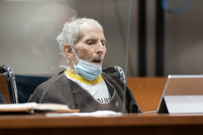 Robert Durst Tested Positive for COVID, Now on Ventilator Days After Receiving Life Imprisonment Sentence