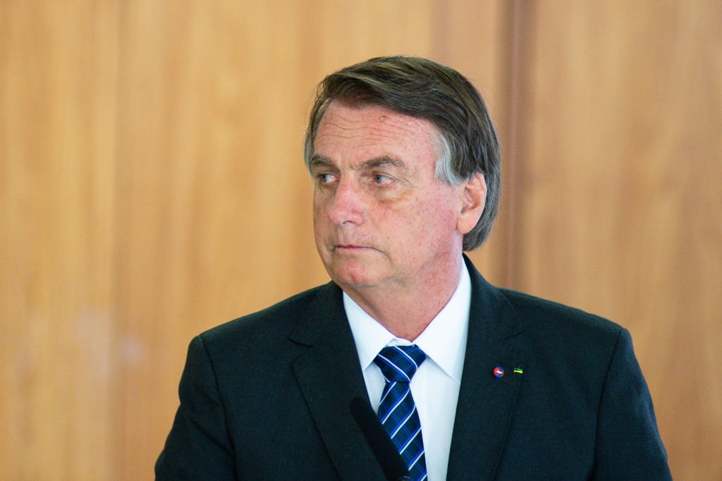 Brazil's Senate Panel Votes Pres. Jair Bolsonaro Guilty of Mass Murder for His COVID Response