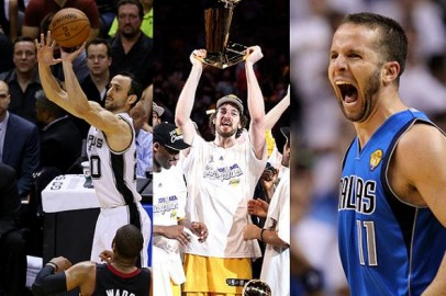 Highlighting Latino Stars With Big Moments in NBA Playoffs