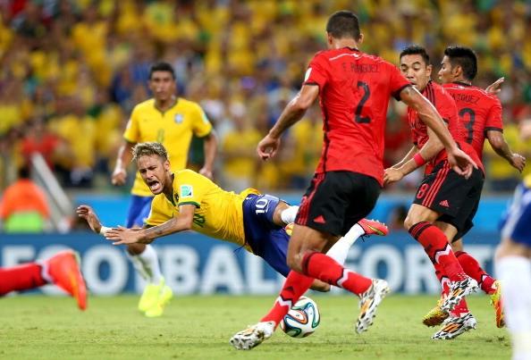 Brazil v Mexico: Group A - 2014 FIFA World Cup Brazil ...