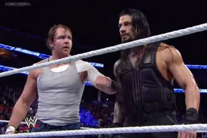 Dean Ambrose & Roman Reigns Have Ex-Friend Seth Rollins Locked in Their Sights