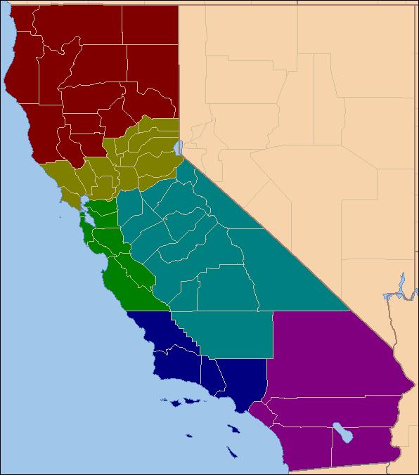 Push To Make California 6 New States Qualifies For Ballot Latino