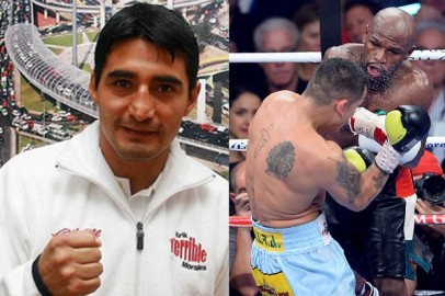Mexican Boxing Legend Erik Morales Predicts Floyd Mayweather Win Over Marcos Maidana Saturday