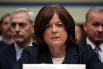 Former Secret Service Director Julia Pierson