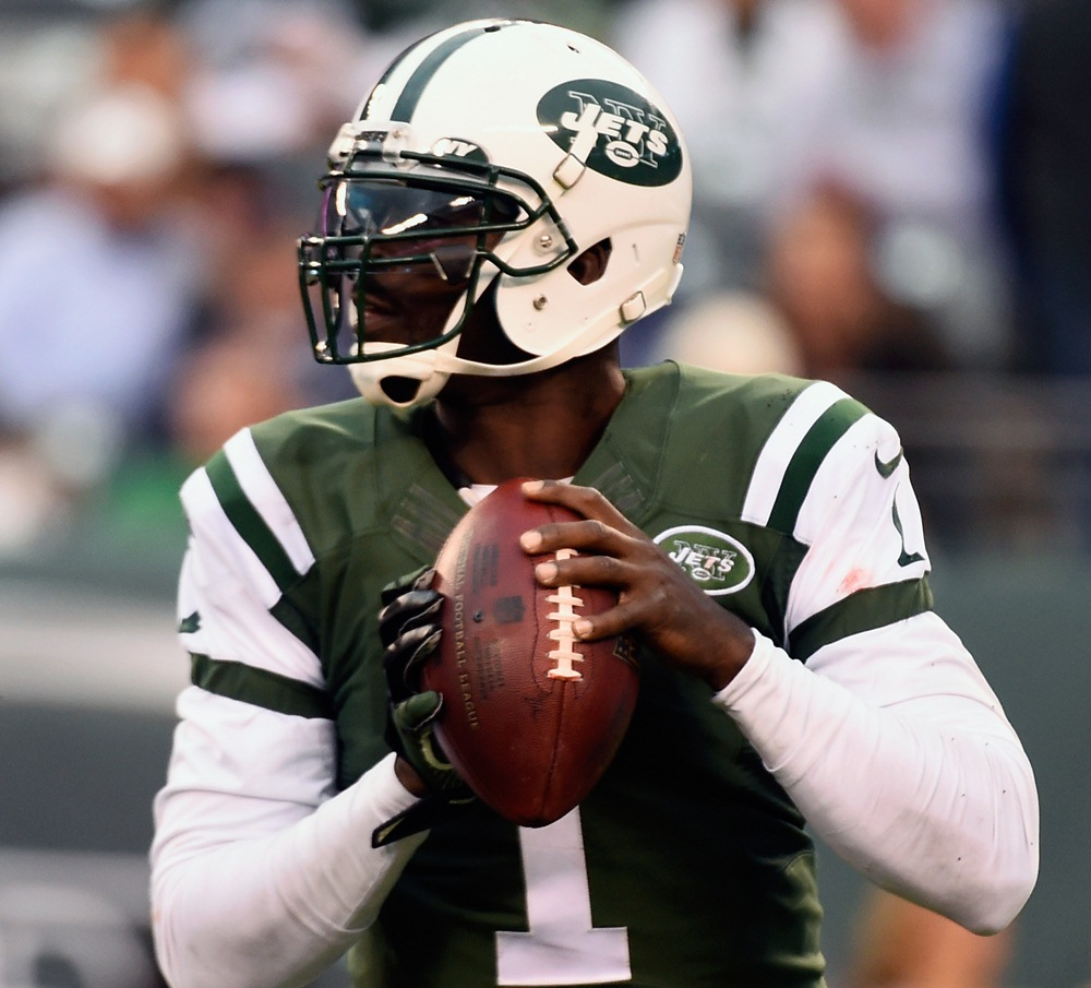 New York Jets Roster & Schedule: Michael Vick Named