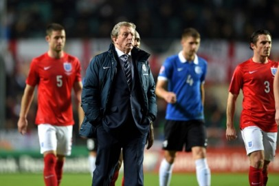 England's National Team Head Coach, Roy Hodgson, is Critical of the FA's Deal With the NFL