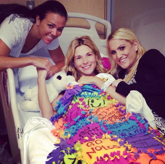 MTV Reality Star Diem Brown Continues Fight Against Cancer