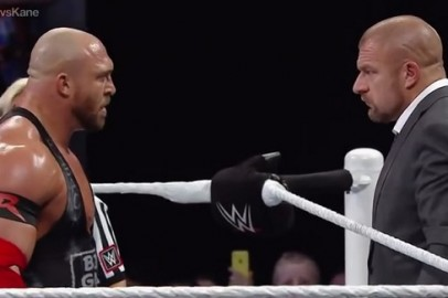 Ryback Confronts The Authority