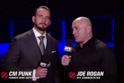 CM Punk Signs With Ultimate Fighting Championship (UFC)