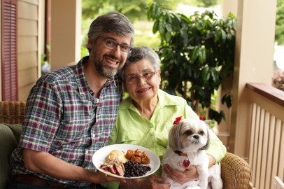 Mo Rocca on the Cooking Channel
