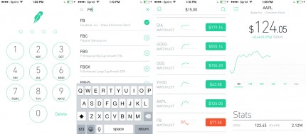 Robinhood Commission-Free Investing Dimensions In Cm