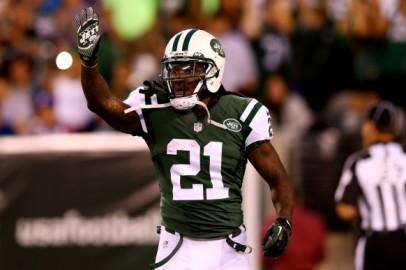 NFL Free Agent Running Back Chris Johnson