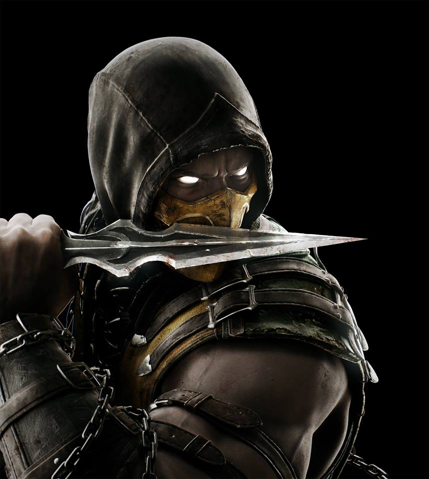 Mortal Kombat X Xbox 360 Ps3 Gameplay Updates Characters