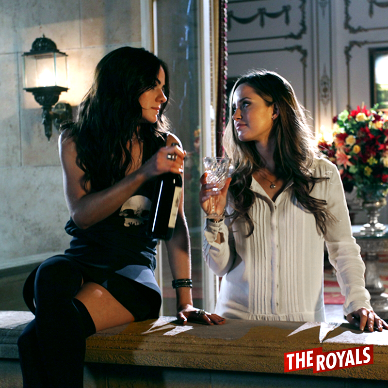 View Ophelia The Royals Season 3 Images