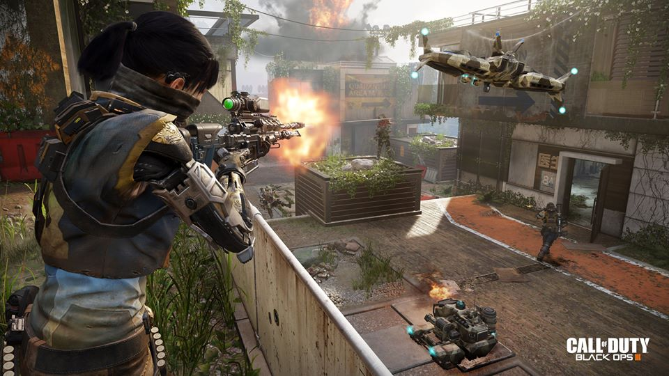 Call Of Duty Black Ops Iii Gameplay Release Date News Game