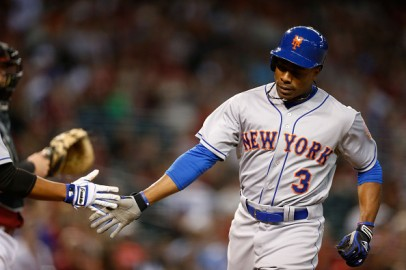 New York Mets Outfielder Curtis Granderson