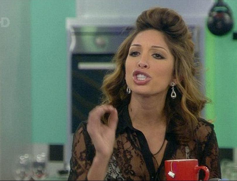 Farrah Abraham Gets Evicted From Celebrity Big Brother UK