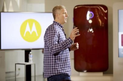 Motorola Mobility Portfolio Launch Event