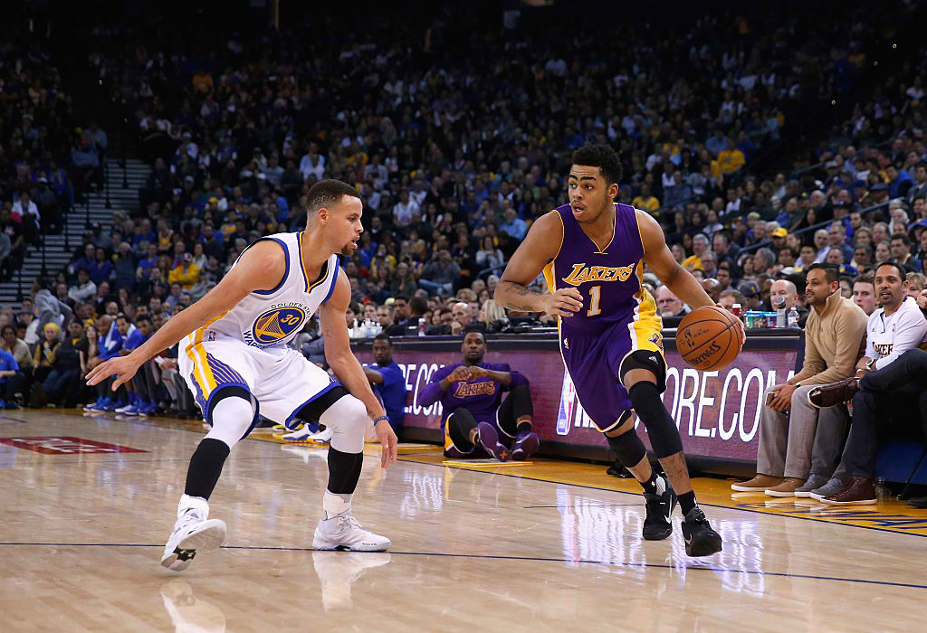 Lakers Team Roster For 2016 2017 Season Loaded With Young Talent The Potential Starting Lineup Do You Agree Poll Sports Latin Post Latin News Immigration Politics Culture