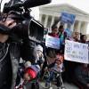 Immigration Reform protest supreme Court