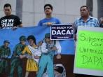 DACA DAPA immigration immigrant protest