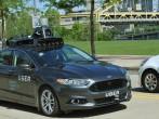 Pittsburgh Uber Self-driving car testing