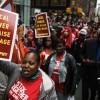 Fast Food Forward Strike