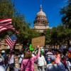 The Texas Capitol was host to a fiery brawl over immigration laws.