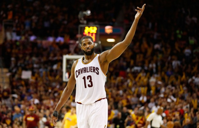 Tied for 7/6th - Tristan Thompson, Cavaliers: $15,330,435