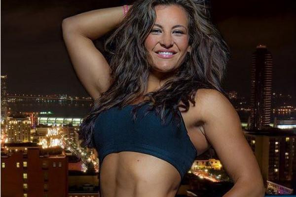 Miesha Tate Nude Photos in Latest ESPN Body Issue : Sports : Latin Post - Latin news, immigration, politics, culture