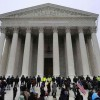 U.S. Supreme Court announced that anyone who encourages an undocumented person to stay in the country may be criminalized.