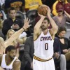 Kevin Love and Tristan Thompson might be traded to other teams before the trade deadline ends.