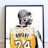 Kobe Bryant Limited Poster Artwork