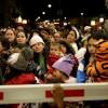 Migrants, mainly from Cuba, block the Paso del Norte border crossing bridge after a U.S. appeals court blocked the Migrant Protection Protocols (MPP) program, in Ciudad Juarez