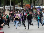 Protests in Mexico