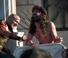 Whipping Christ