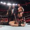 Seth Rollins, Triple H, & Randy Orton Unite