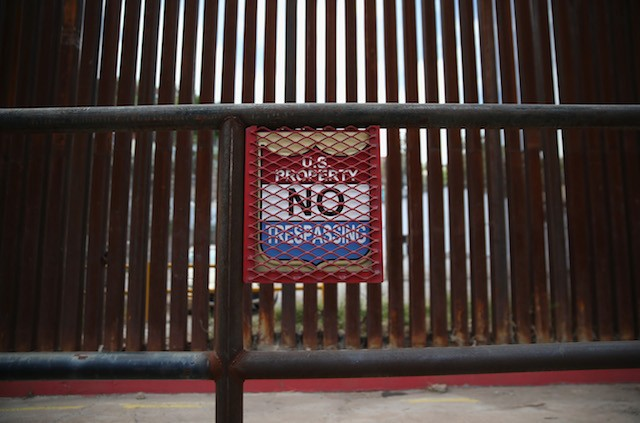 US Mexico Border immigration reform
