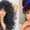 Here Are 5 Latina Curly Bangs Inspo To Cut Off Boredom