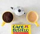 Café Bustelo Coffee Espresso Ground Coffee Brick, 10 Ounces (Pack of 24)