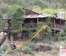 Gold King Mine Ghost Town-Brothel in Jerome, Arizona