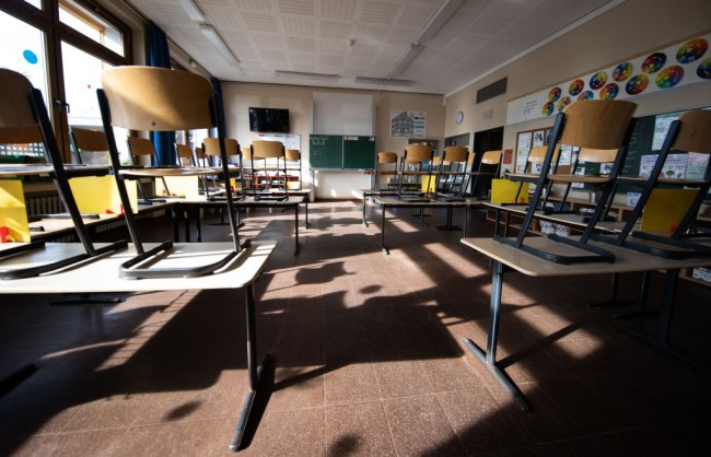Arizona teacher COVID-19