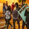 Protestors In Richmond, VA Hold Rally In Support Of Portland