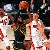 Lakers Take 2-0 Lead in NBA Finals Series After Outlasting Heat