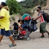 Migrant Caravan Arrives in Guatemala On Its Journey To The U.S.