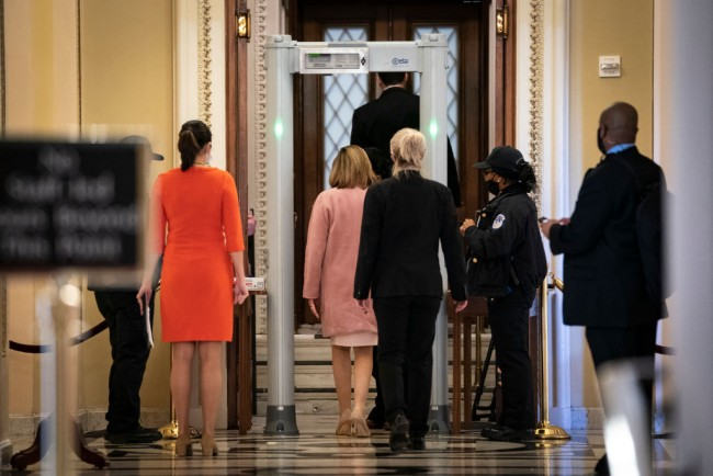 GOP Demands Nancy Pelosi To Pay Hefty Fine for Breaking Her Own Metal Detector Rules