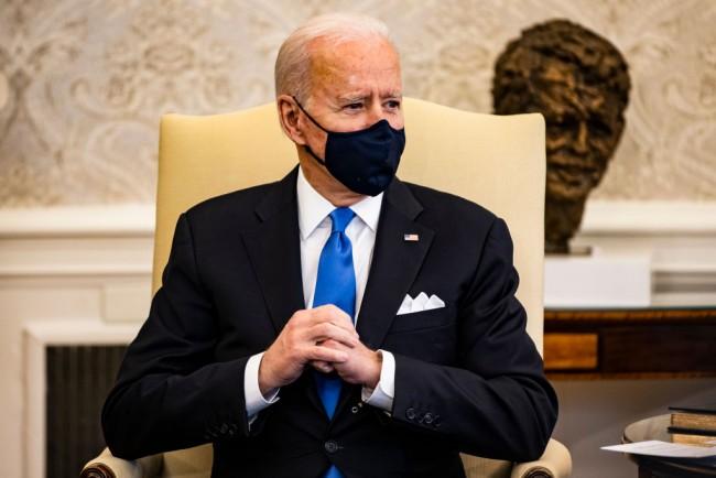 Biden Agrees to Limit Eligibility for $1,400 Checks