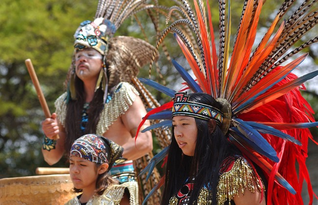California Proposes Curriculum With Chants to Aztec Gods