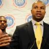 Derek Fisher's Challenge Begins as New Knicks Head Coach